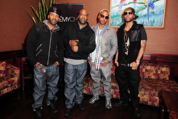 Jagged Edge Hosts Party For Single Release
