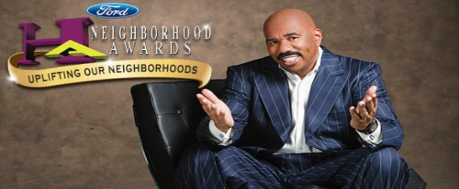 Neighborhood Awards presenters