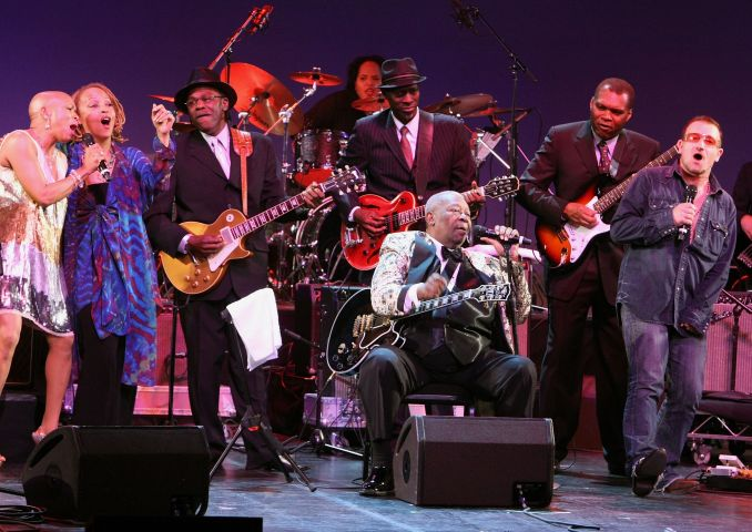 Thelonious Monk Institute Honors B.B. King - Show