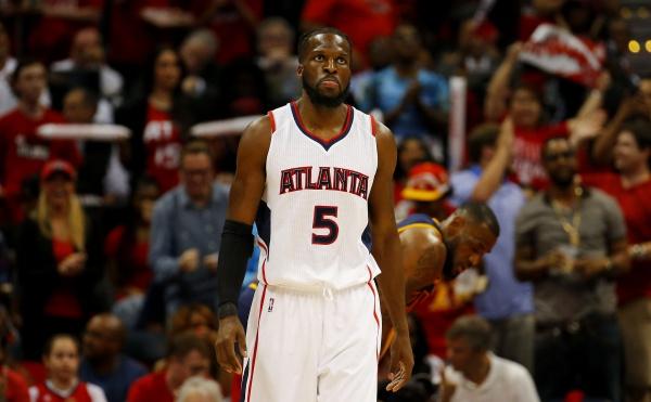 Cleveland Cavaliers v Atlanta Hawks - Game One