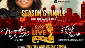 ATL Live on the Park- Season Finale