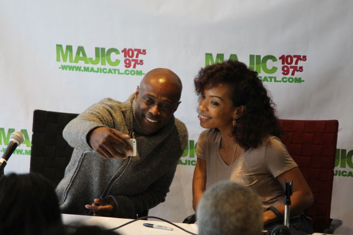 Maria More with KEM