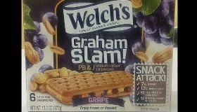 Image For Graham Slam snack