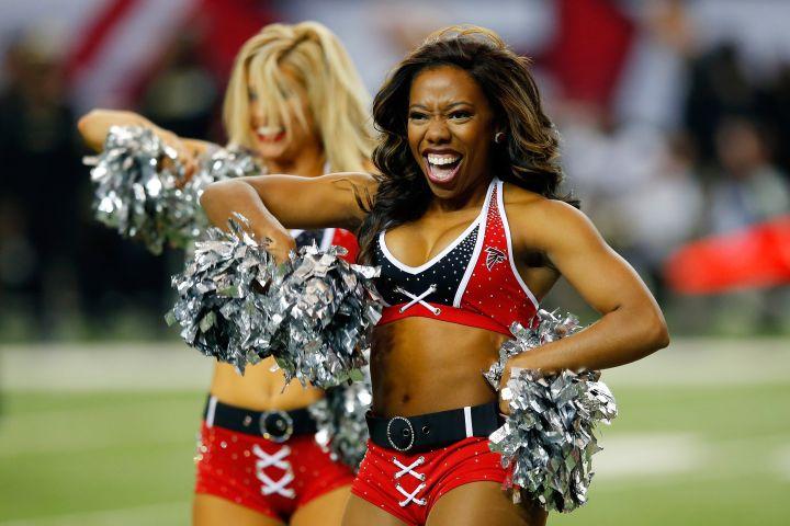 Atlanta Falcons Cheerleaders (6)