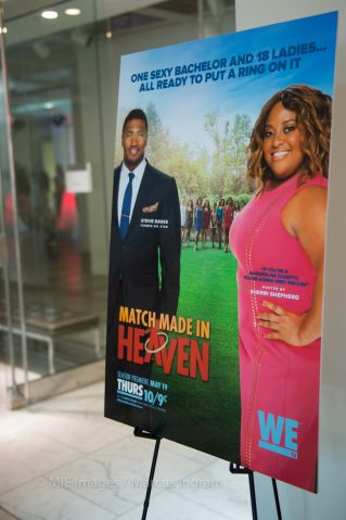 """WE tv premiere of """"Match Made In Heaven"""""""