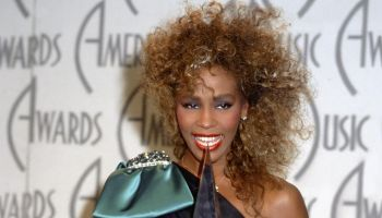 Whitney Houston At The AMA's