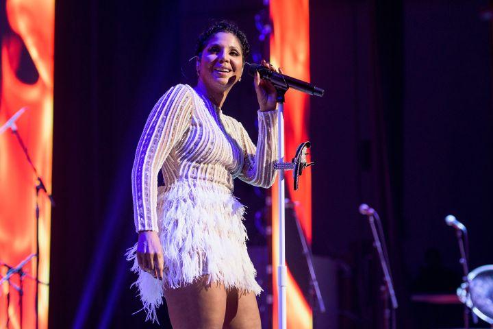 Toni Braxton performing 4 at 2016 BMI R&B/Hip-Hop Awards