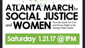 atlanta march social justice