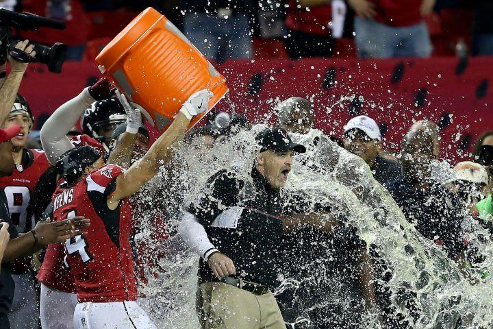 Atlanta Falcons Head To The Superbowl! 16