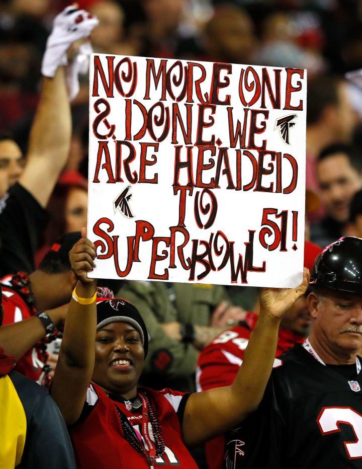 Atlanta Falcons Head To The Superbowl! 14