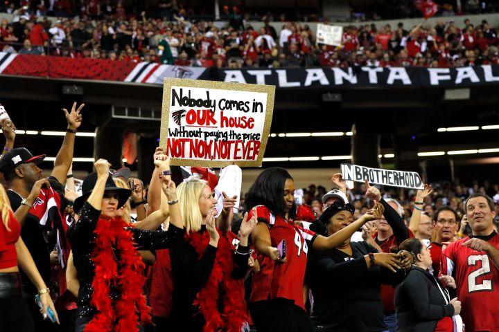 Atlanta Falcons Head To The Superbowl! 1