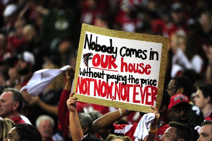 Atlanta Falcons Head To The Superbowl! 6