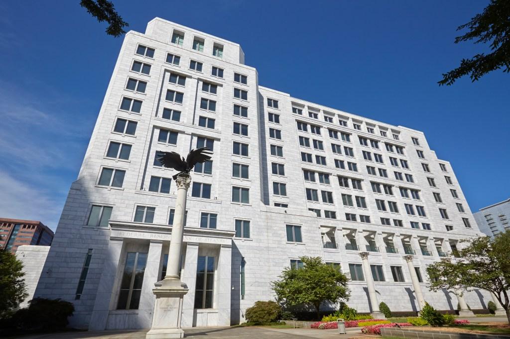 Facade of the Fereral reserve bank of Atlanta