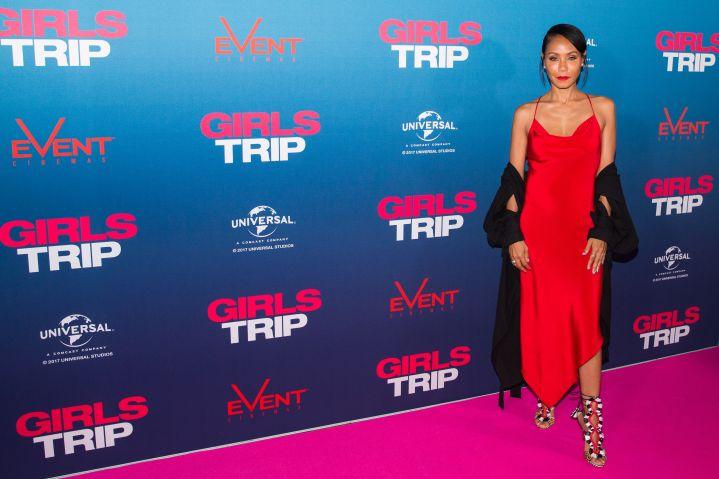 Girls Trip VIP Screening - Arrivals