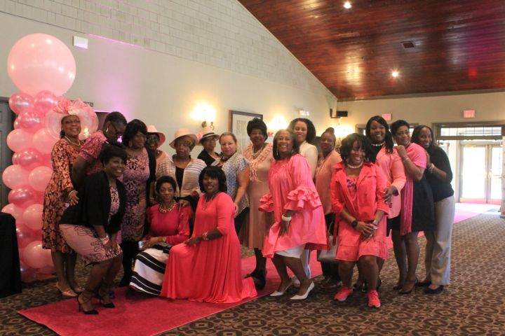 Pretty In Pink 2017
