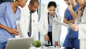 Diagnosing a mystery illness together