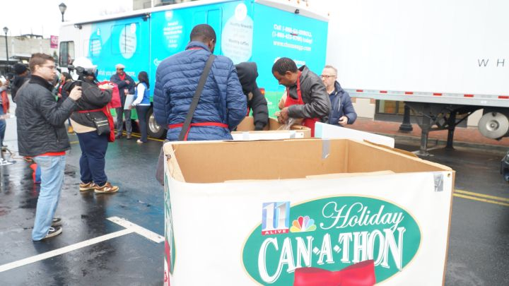 Holiday Can-a-thon 2018