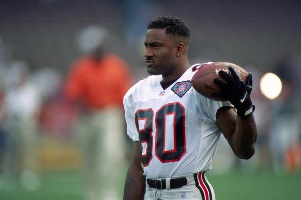 Atlanta Falcons Andre Rison