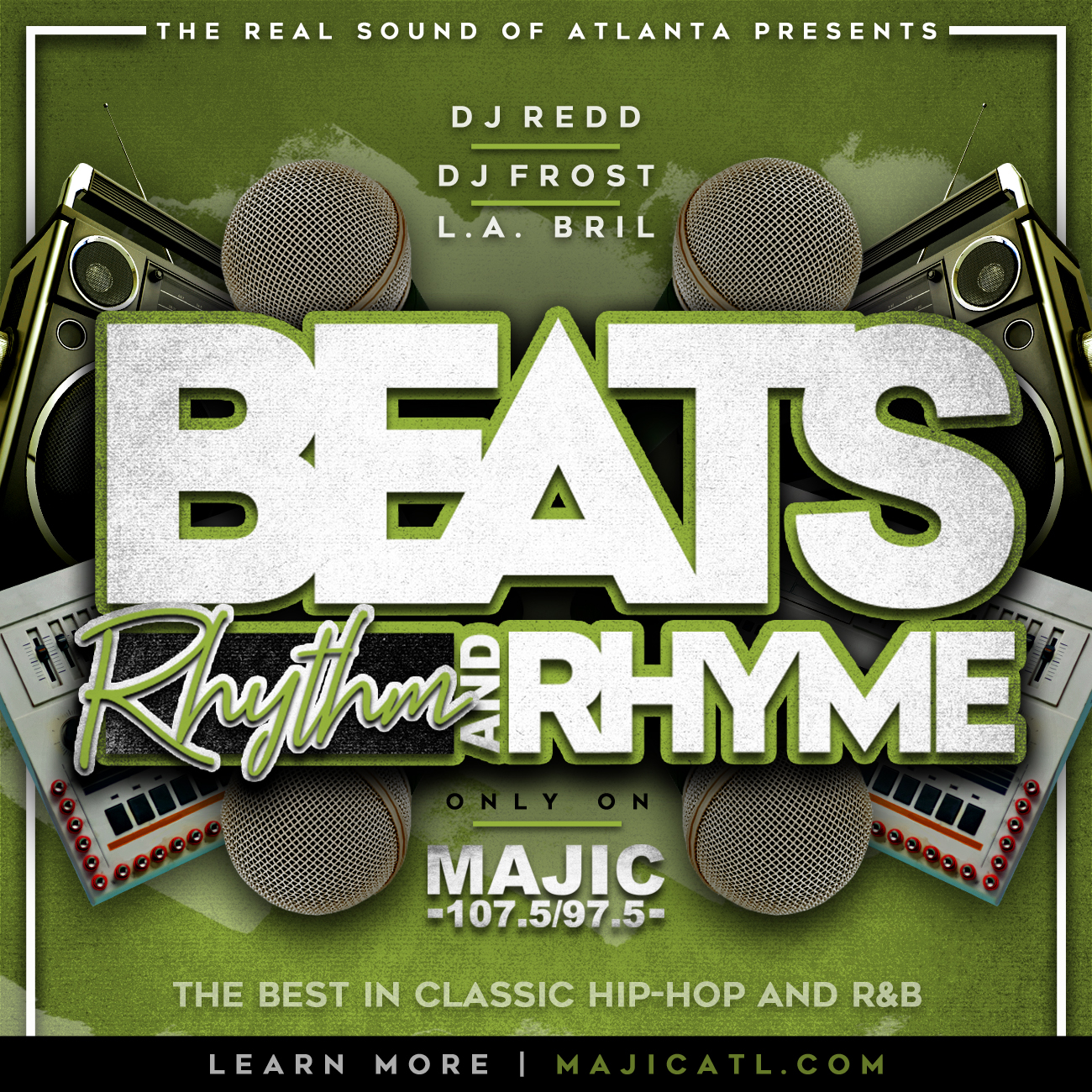 Beats Rhythm and Rhyme