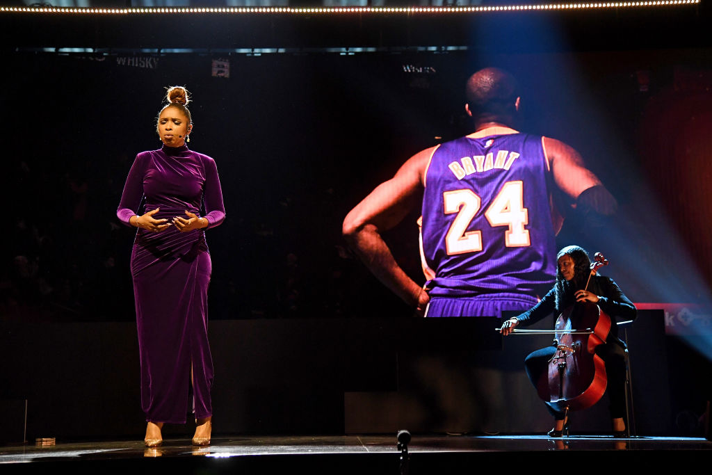 Celebrities Attend The 69th NBA All-Star Game - Inside