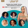 P.O.W.E.R. Of Sure | Owning Your Health Journey With Intention & Purpose Live Event