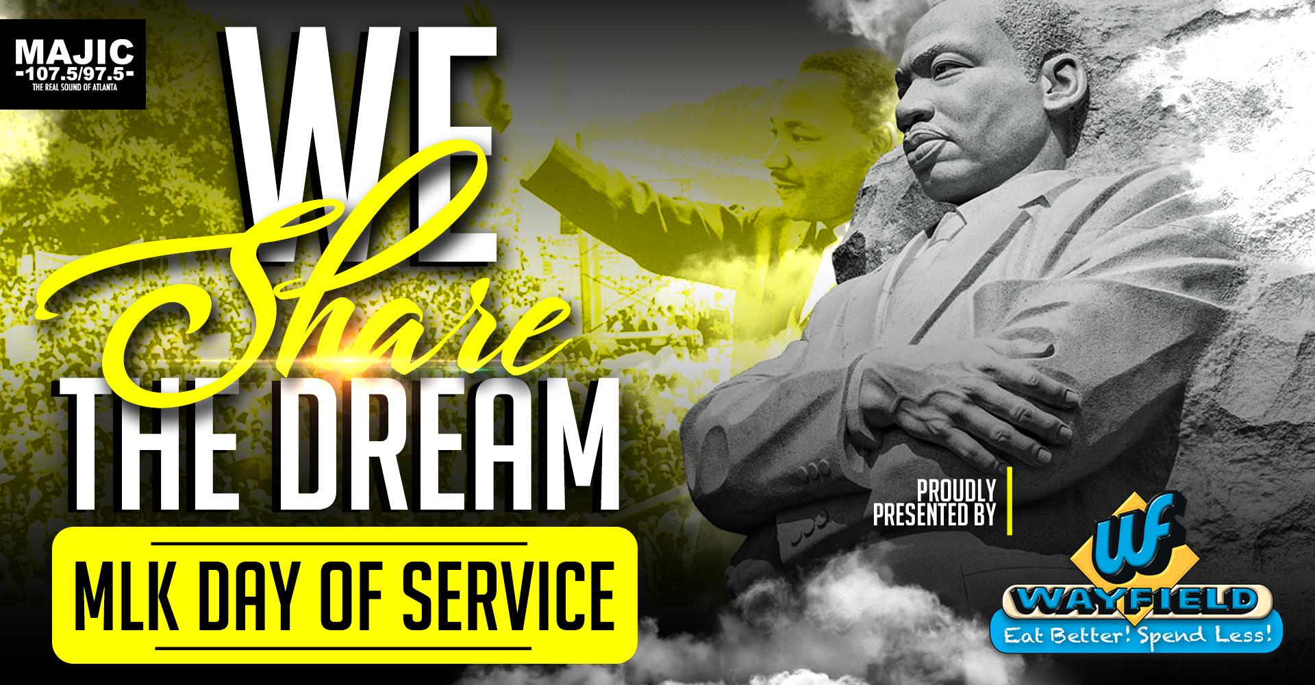 MLK | Day Of Service Wayfield Foods