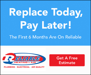 Reliable | 300x250 Promotion