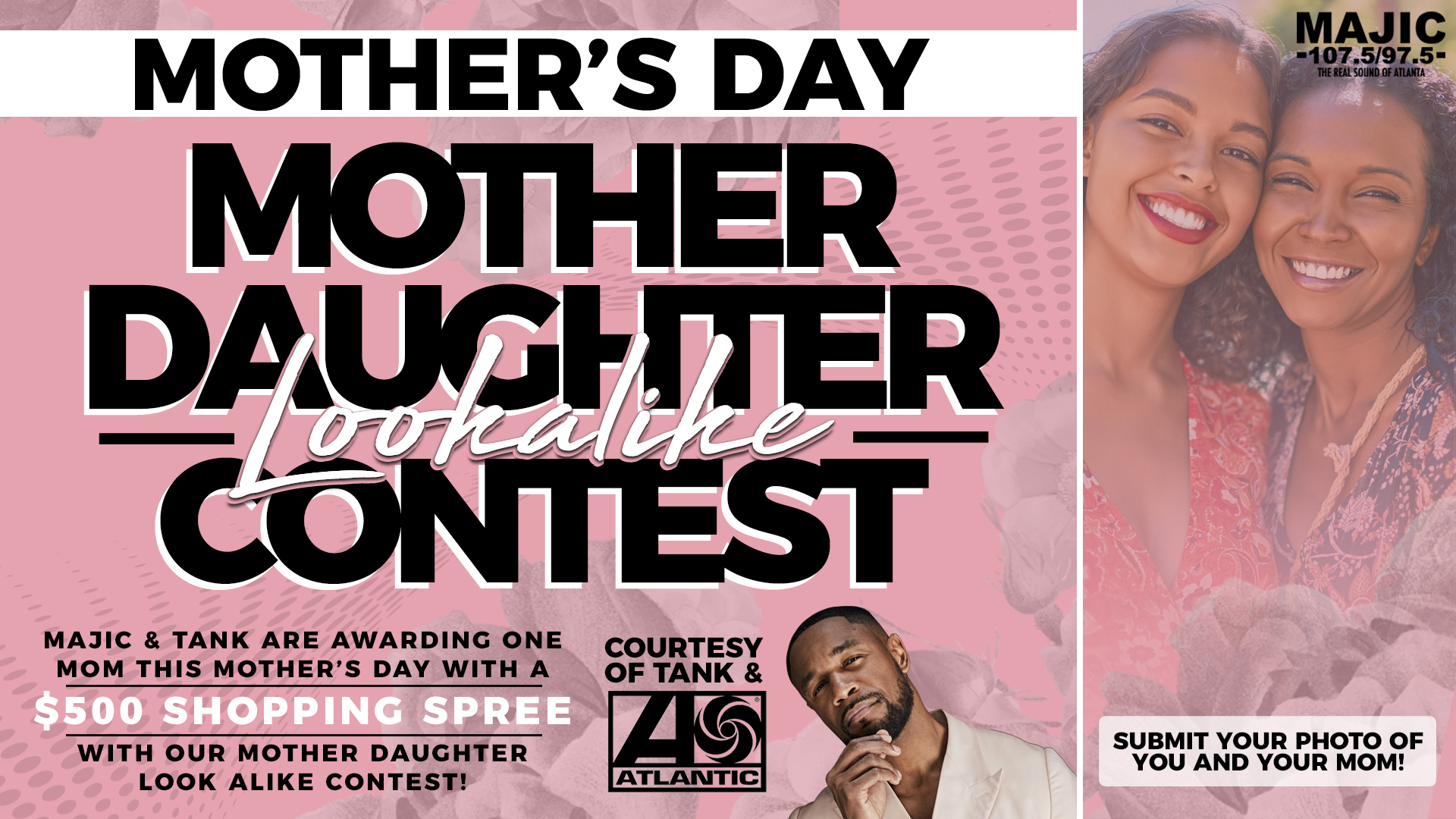 mother daughter look a like contest