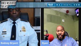 Atlanta Police Chief Rodney Bryant