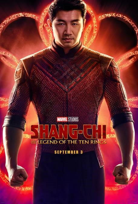 Shang-Chi and The Legend of The Ten Rings free tickets