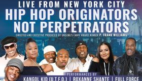 Reunions TV | Live From NYC Hip Hop Originators Not Perpetrators Hosted By Sway Calloway
