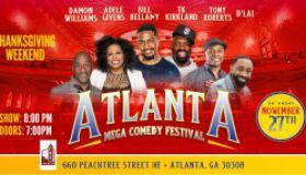 Atlanta Mega Comedy Festival 2021