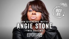 An evening with Angie Stone two shows city winersy oct 31