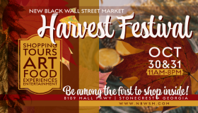 New Black Wall Street Market | Harvest Festival
